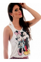"BLUZKA ""MICKEY&MINNIE"""