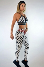 LEGGINSY PUSH UP HEARTS